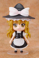 TouHou Project Kiri same Marisa Action Figure 1/10 scale painted figure Cute Kirisame Marisa Doll PVC figure Garage Kit