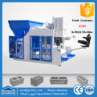 cement blocks machinery for construction QMY10-15 german manufacturer of farm equipment