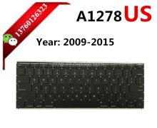 For Macbook Pro A1278 keyboard US MC700 724 MD313 314 year 2009-2015 A1278 keyboard