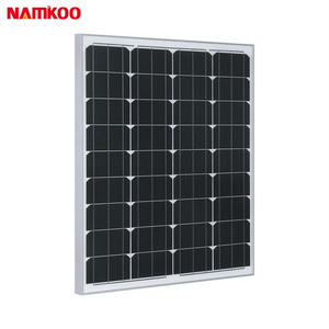 foshan good production line best price pv 80w small size solar panel