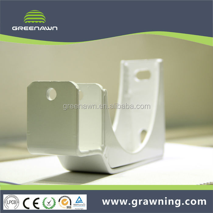 Greenawn iron wall bracket for awning