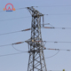 China manufacture 400kv electrical transmission line towers