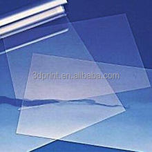 UV resin FEP film with adhesive layer Stick Reservoir Coating flim FEP film for dlp printer