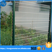 Heavy Gauge Decorative Welded Wire Mesh Trellis Fencing Panels In 12 Gauge