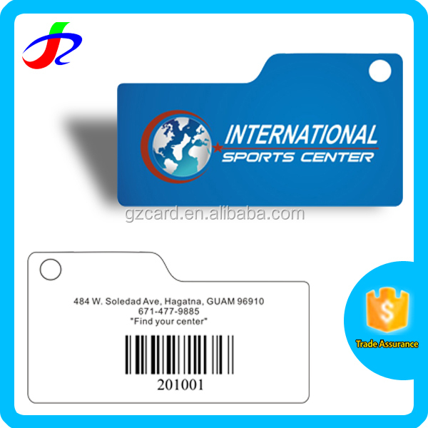 customer design plastic PVC Card printing service