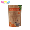 Eco-friendly recycle cheap promotional matt aluminum paper bag