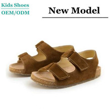 Manufacturers 2014 Hot Selling China Flat Design Soft Nude Sandals Kids