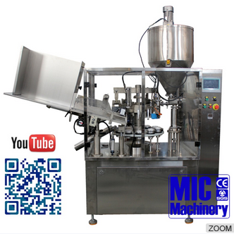 Good Price Micmachinery MIC L-60 Automatic Aluminum Tube cigarette filling machine