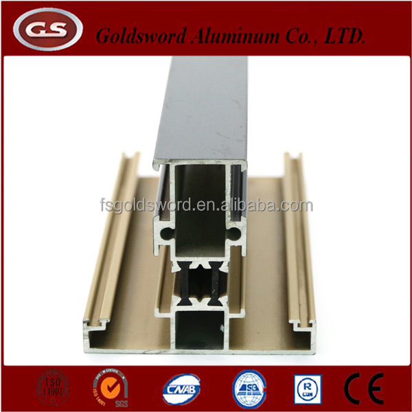 aluminum sliding window parts