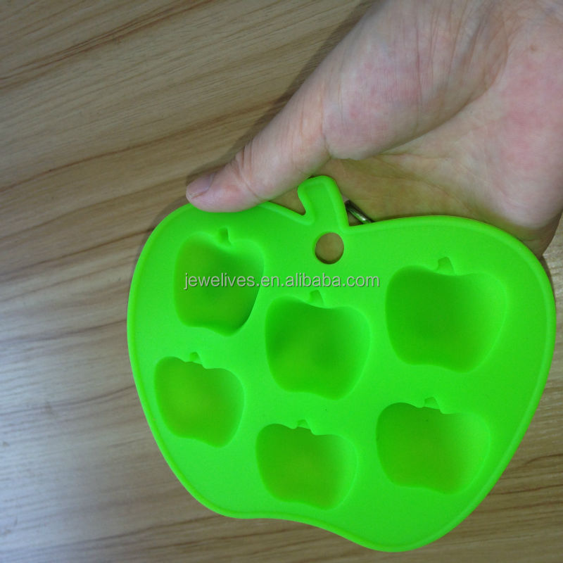 Summer Mini Silicone Ice Mold Tray,Ice Tray for Lemonade