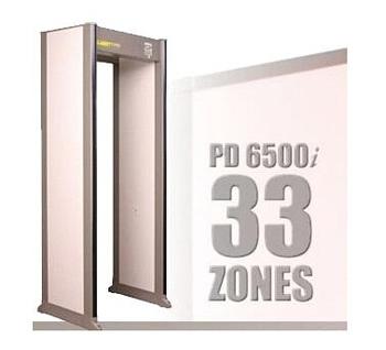 how to get through scanning doors