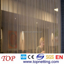Artistic fashion metallic vertical blinds/metallic drapery/room divider