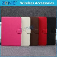 New Products Beautiful Girl Leather Wallet Case Flip Cover With Credit Card Id Holder For Ipad Mini 1