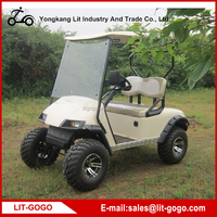 48V 3000W 2 seater golf carts off road family use utility golf car