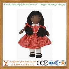 Stuffed plush human doll toys Custom plush toys,fabric rag doll