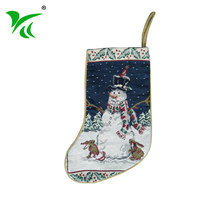 Zhejiang China wholesale custom christmas stockings bulk santa