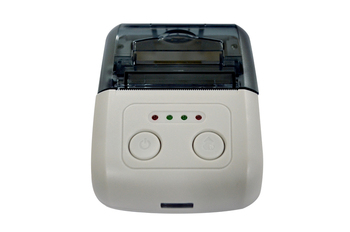 small size wireless bluetooth thermal mini printer