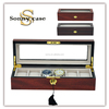 Luxury Wooden Display Watch Box Retail and Wholesale