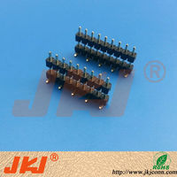 2.00mm Pitch SMT Single Row09,10,11,12Pin Pin Header Double insulation Socket Connector