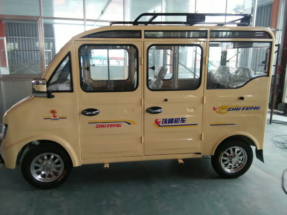 2016 new model 6 person electric van for sale