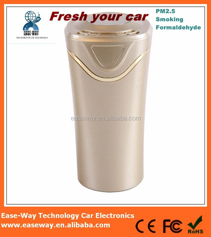 P-1900 cair cleaner air purifier ,negative ions car air freshener