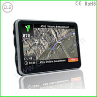 Touch Screen Car GPS Navigation Sat Nav 128M/4GB with Free 2015 latest Maps