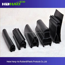 China factory pvc rapid roller door rubber seal on canton fair