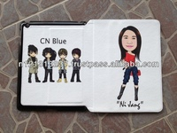 Personal Design Sublimation Leather Case for iPad3