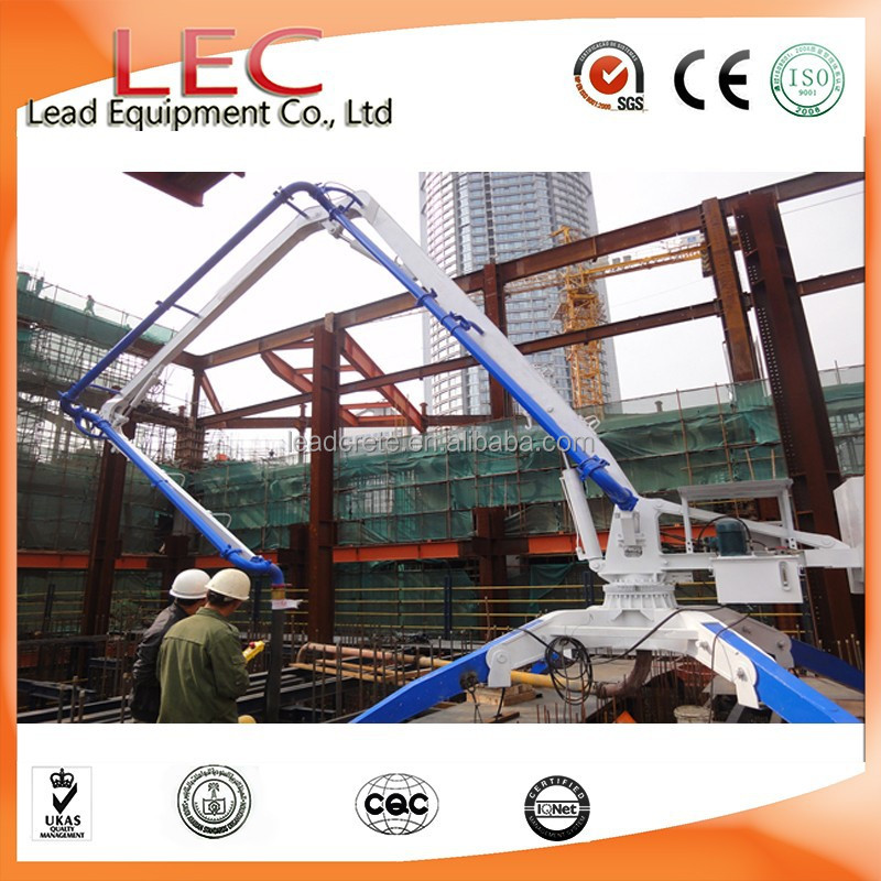 13m Mobile Hydraulic Concrete Pouring Equipment for Building
