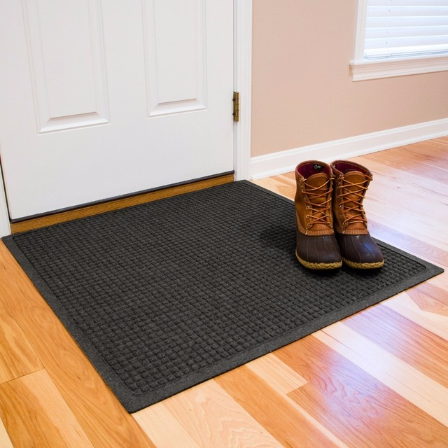 Polypropylene Durable Non Slip Water Proof Floor Mat