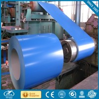 High safty color coated steel coil importer made in China