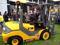 3 ton forklift specification/forklift detank
