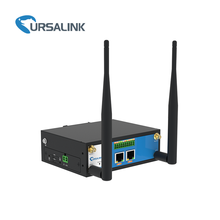 UR72 Industrial 3G 4G LTE Wi-Fi AC Router with 300Mbps