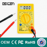 DELE dt-830d digital multimeter model inductance manual