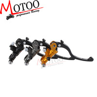 Motoo - Adelin Motorcycle 19X18 Brake Radial Master Cylinder Hydraulic Fit for Yamaha R1 not brembo