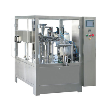 High efficiency Premade Bag Packaging automatic filling sealing machine for Solid or powder