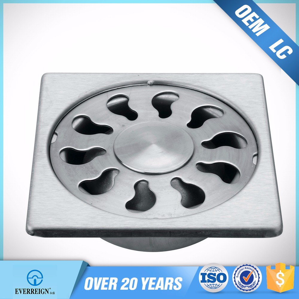 hotsale shower room toilet floor drain covers grate trench drain grating
