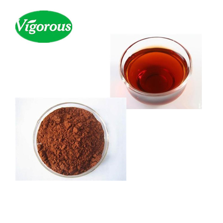 Pure natural water soluble Instant black tea extract powder