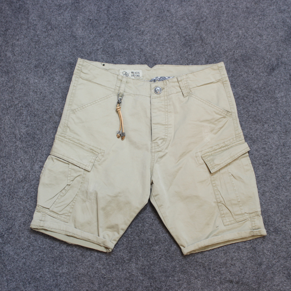 2017 Hot selling OEM high quality cheap price men short cargo pants chino shorts khaki chino pants