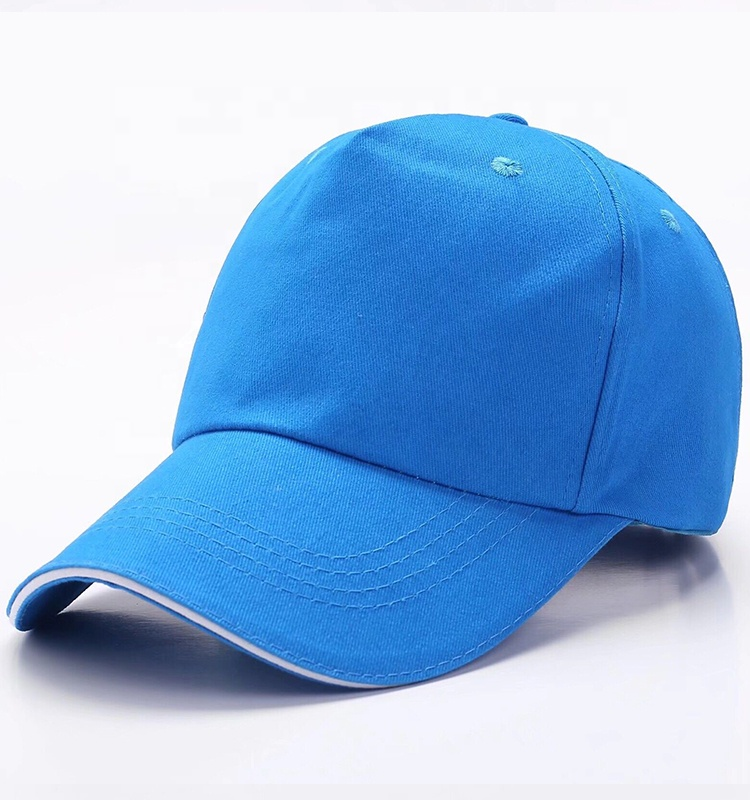Thai Quality Sport Hat Hotselling Flame Embroidery Sport Cap