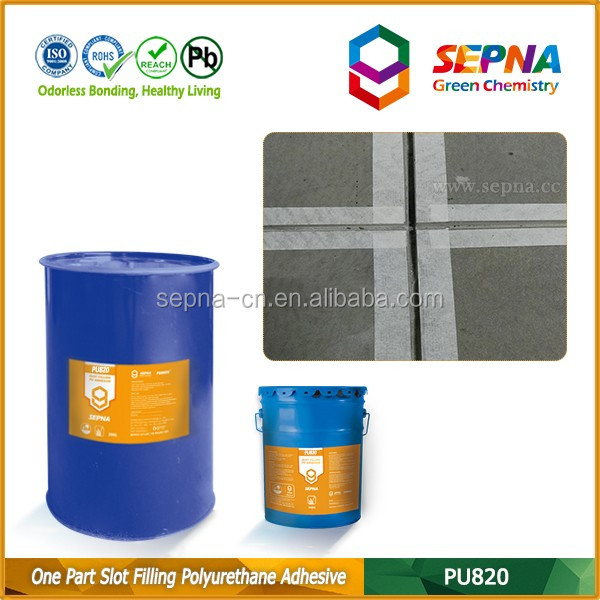 Gap Sealing Adhesive High Elastomeric Concrete Floor Joint Sealants