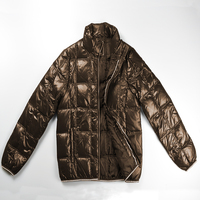 OEM Fashion Apparel Down Jacket For