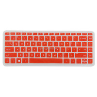 Ultra Thin Durable Keyboard Cover Silicone Skin for hp s13