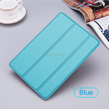 Factory Custom High Quality Leather Flip Stand Smart Cover Case For iPad 10.5 inch
