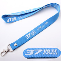 Silk screen printed your own logo north face lanyard