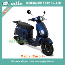 Best selling products gas engines eec scooter 125cc cooler Euro4 EEC Scooter Maple 50cc, (Euro 4)