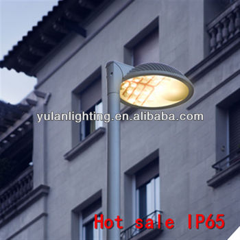 steel outside garden light/solar garden light set/outside light garden