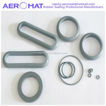 Elastic Silicon Sealing Products AWT sealing gasket synthetic rubber for transformers capacitors valves high voltage equipments