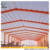 Design large span prefabricated steel structure factory buildings construction workshop buildings in Argentina