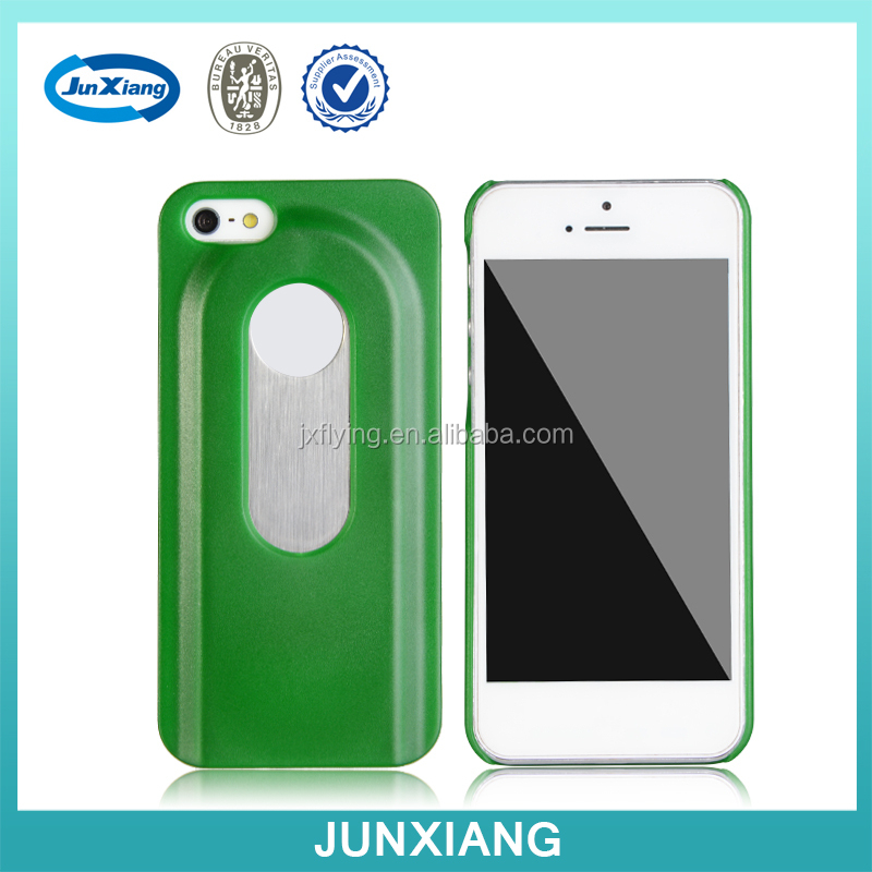 High Quality Bottle Opener Hard Plastic Mobile Phone Case For Iphone 5